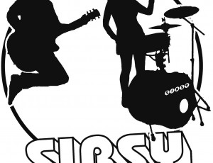 SIRSY Superhero Logo